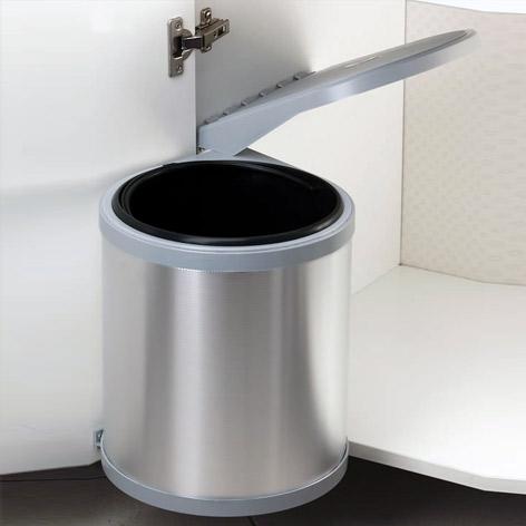 Afvalbak In Keukenkast Referenties Op Huis Ontwerp