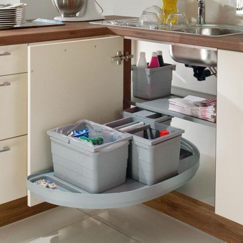 keukens keuken advies montage inbouwapparatuur accessoires afvalemmers kast met hoek. Black Bedroom Furniture Sets. Home Design Ideas