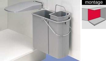 Inbouw Prullenbak Keuken : Keukens keuken advies montage inbouwapparatuur accessoires