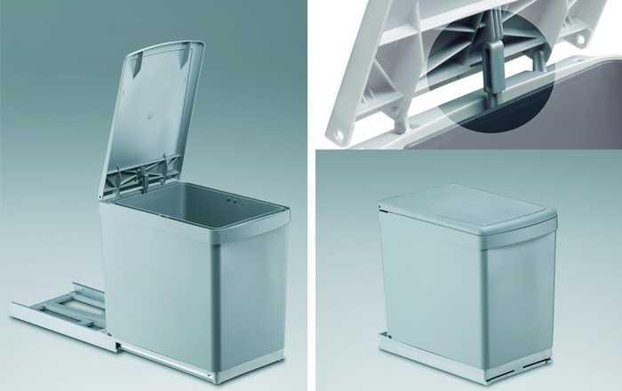 Keuken Afvalbakken : Keukens – keuken advies – montage – inbouwapparatuur – accessoires